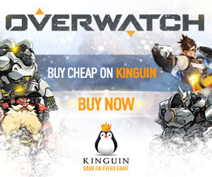 Kinguin Overwatch - 300x250